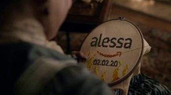 Amazon Super Bowl 2020 Teaser, 'Alessa'