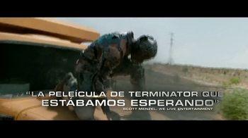 Terminator: Dark Fate Home Entertainment TV Spot [Spanish] - Thumbnail 5