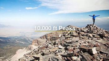 Travel Nevada TV Spot, 'Travel Channel: 300 Mountain Ranges' - Thumbnail 3