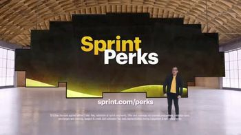 Sprint Perks TV Spot, 'Hardworking Americans' - Thumbnail 3