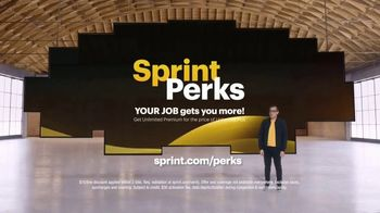 Sprint Perks TV Spot, 'Hardworking Americans' - Thumbnail 4