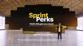 Sprint Perks TV Spot, 'Hardworking Americans' - Thumbnail 5