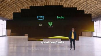 Sprint Perks TV Spot, 'Hardworking Americans' - Thumbnail 7