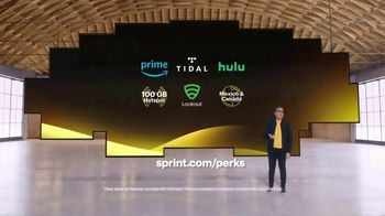 Sprint Perks TV Spot, 'Hardworking Americans' - Thumbnail 8