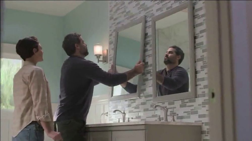Lowe S Bath Savings Event Tv Commercial Remodeling Team Gift Card Ispot Tv