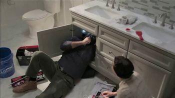 Lowe's Bath Savings Event TV Spot, 'Remodeling Team: Gift Card' - Thumbnail 3