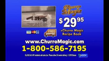 Churro Magic TV Spot, 'Delicious' - Thumbnail 10