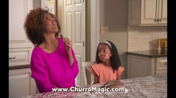 Churro Magic TV Spot, 'Delicious'