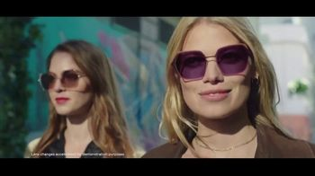 Transitions Optical TV Spot, 'Light Under Control: A Good Feeling' Featuring Pigeon John