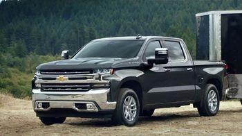 2020 Chevrolet Silverado TV Spot, 'Invisible Trailer' [T2] - 662 commercial airings