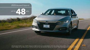 2020 Honda Accord TV Spot, 'Father and Son' [T2] - Thumbnail 2