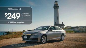 2020 Honda Accord TV Spot, 'Father and Son' [T2] - Thumbnail 5