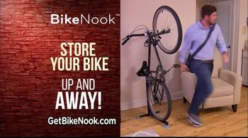 Bike Nook TV Spot, 'Store Your Bike: Amazon' - Thumbnail 2