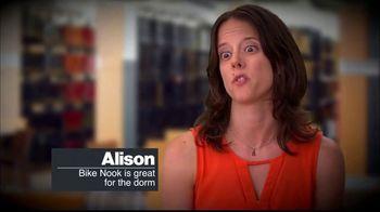 Bike Nook TV Spot, 'Store Your Bike: Amazon' - Thumbnail 6