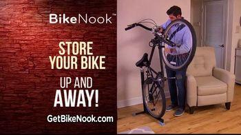 Bike Nook TV Spot, 'Store Your Bike: Amazon' - Thumbnail 9