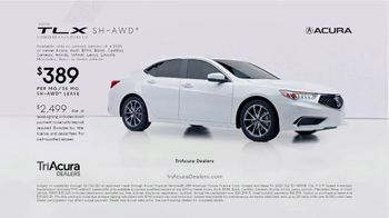 2020 Acura TLX TV Spot, 'By Design: Snow' Song by The Ides of March [T2] - Thumbnail 8