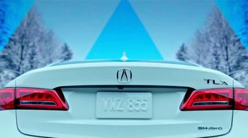 2020 Acura TLX TV Spot, 'By Design: Snow' Song by The Ides of March [T2]