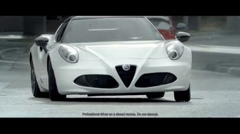 Alfa Romeo TV Spot, 'Revel in Speed: I Am' [T2] - Thumbnail 4