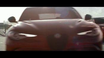 Alfa Romeo TV Spot, 'Revel in Speed: I Am' [T2] - Thumbnail 5