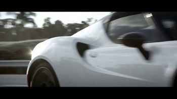 Alfa Romeo TV Spot, 'Revel in Speed: I Am' [T2] - Thumbnail 6