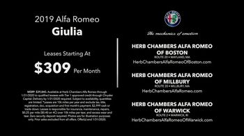 Alfa Romeo TV Spot, 'Revel in Speed: I Am' [T2] - Thumbnail 8