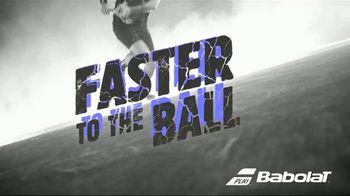 Babolat TV Spot, 'Faster to the Ball' - Thumbnail 1
