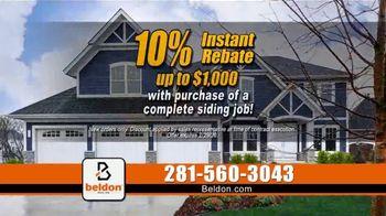 Beldon Siding TV Spot, '10% Instant Rebate' - Thumbnail 9