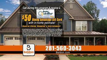 Beldon Siding TV Spot, 'Eliminate Painting Chores: 10 Percent Rebate and Gift Card' - Thumbnail 8