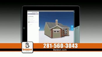 Beldon Siding TV Spot, 'Eliminate Painting Chores: 10 Percent Rebate and Gift Card' - Thumbnail 3