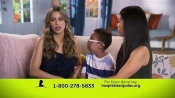 St. Jude Children's Research Hospital TV Spot, 'Julián' con Sofía Vergara [Spanish] - 14 commercial airings