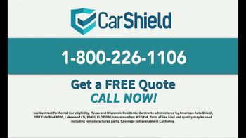 CarShield TV Spot, 'Don't Pay for Expensive Auto Repairs' Featuring Chris Berman - Thumbnail 10