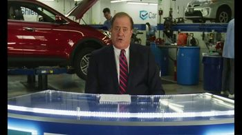 CarShield TV Spot, 'Don't Pay for Expensive Auto Repairs' Featuring Chris Berman
