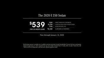 2020 Mercedes-Benz E-Class TV Spot, 'Quintessential' [T2] - Thumbnail 7