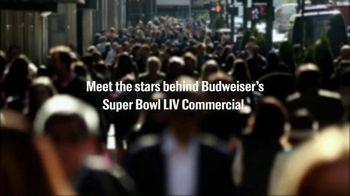 Budweiser Super Bowl 2020 Teaser, 'Ken's Story' - Thumbnail 1