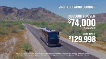 La Mesa RV TV Spot, '2020 Fleetwood Bounder' - Thumbnail 6