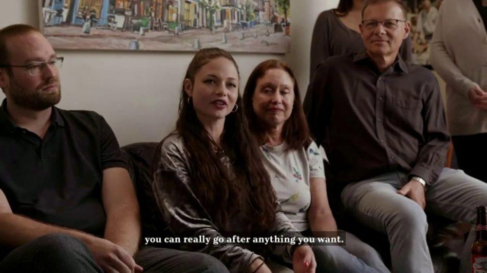 Budweiser: Teaser: Hannah's Story