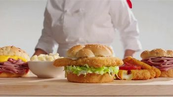 Arby's 2 for $6 Faves You Crave TV Spot, 'Do Anything' Song by YOGI