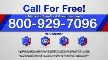 Medicare Benefits & Questions Line TV Spot, 'Approved Benefits' - Thumbnail 6