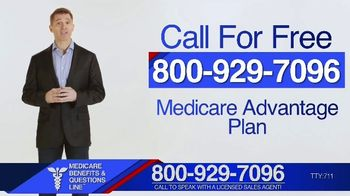 Medicare Benefits & Questions Line TV Spot, 'Approved Benefits' - Thumbnail 3