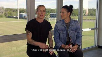 Budweiser Super Bowl 2020 Teaser, 'Ali & Ashlyn's Story' - Thumbnail 6