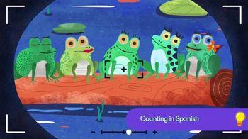 Noggin TV Spot, 'Counting in Spanish with Dora'