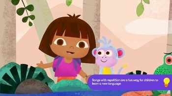 Noggin TV Spot, 'Counting in Spanish with Dora' - Thumbnail 5