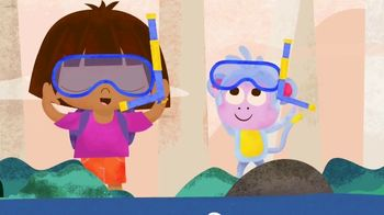 Noggin TV Spot, 'Counting in Spanish with Dora' - Thumbnail 8