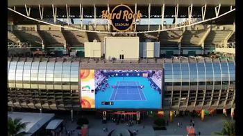Miami Open TV Spot, '2020: Hard Rock Stadium' - Thumbnail 1