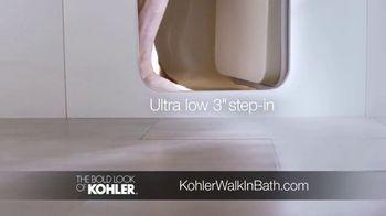 Kohler TV Spot, '$1,000 Off Walk-In Bath and Free Highline Toilet' - Thumbnail 5