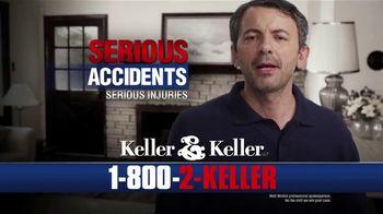 Keller & Keller TV Spot, 'Serious Accidents'