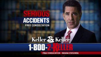 Keller & Keller TV Spot, 'Serious Accidents' - Thumbnail 10