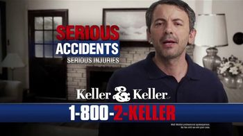Keller & Keller TV Spot, 'Serious Accidents'