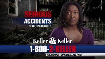 Keller & Keller TV Spot, 'Serious Accidents' - Thumbnail 3