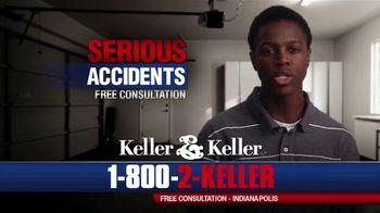Keller & Keller TV Spot, 'Serious Accidents' - Thumbnail 4